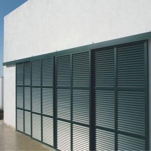 Okiennice aluminiowe 1